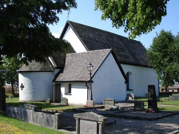 Kumla Kirche