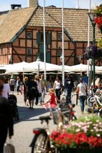 Radfahren Südschweden