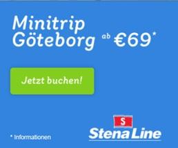 schwedernstube Schweden - Tripp nach Goetteborg