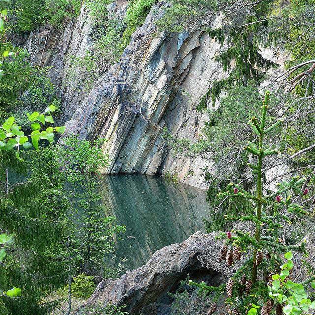 Mossgruvepark Norberg
