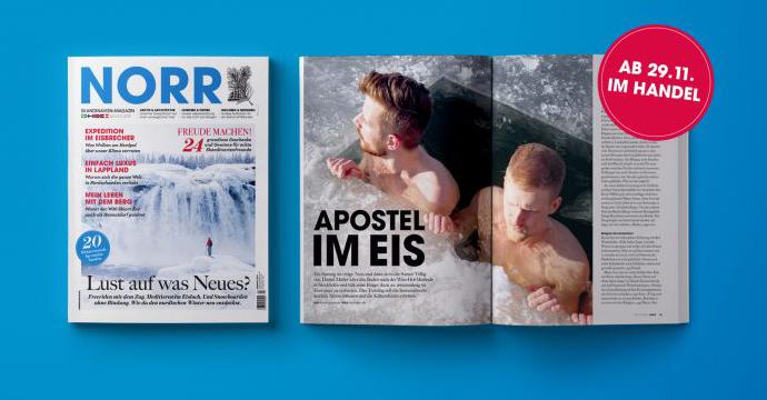 Norr Ausgabe Winter