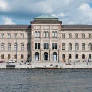 Nationalmuseum in Schweden