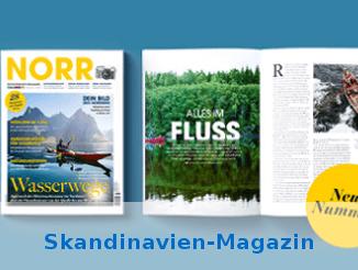 Norr Magazin für Skandinavien und Schweden Reisen