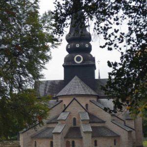 Die Klosterkirche von Varnhem ist in bestem Zustand erhalten. Foto: privat