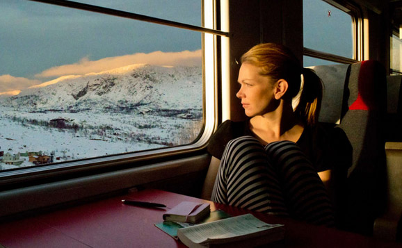 Bahn Schweden