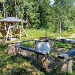 Schweden Ferienhaus Ambjoernarp Outdoor Ansicht 2