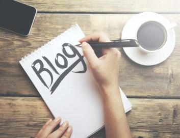 """Schild mit dem Wort """"Blog"""" - Schwedenstube"""