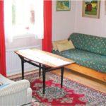 Ferienhaus Aneby, Wohnzimmer mit Couch