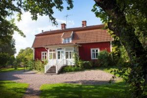 Astrid Lindgrens Näs ist das Elternhaus der schwedischen Kinderbuchautorin.