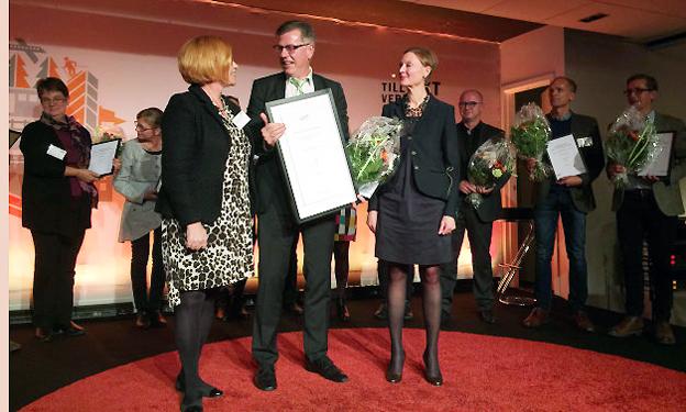 Astrid Lindgrens Näs mit dem Stora Turismpriset 2014 ausgezeichnet