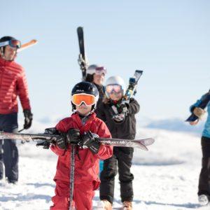 Skigebiete in Schweden