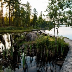 Hyllsjön/Småland; Fotograf: Alexander Hall/imagebank.sweden.se