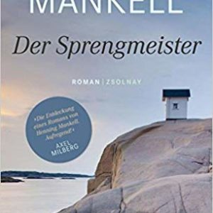 Mankell Sprengmeister