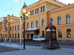"""In Sundsvall: Stadshuset in der """"Steinstadt"""", im Süden des Stora torgets. Foto: Hans Gälldin commons.wikimedia.org/ (CC BY-SA 3.0)"""
