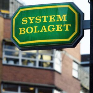 Schwedens staatliche Alkoholgeschäfte