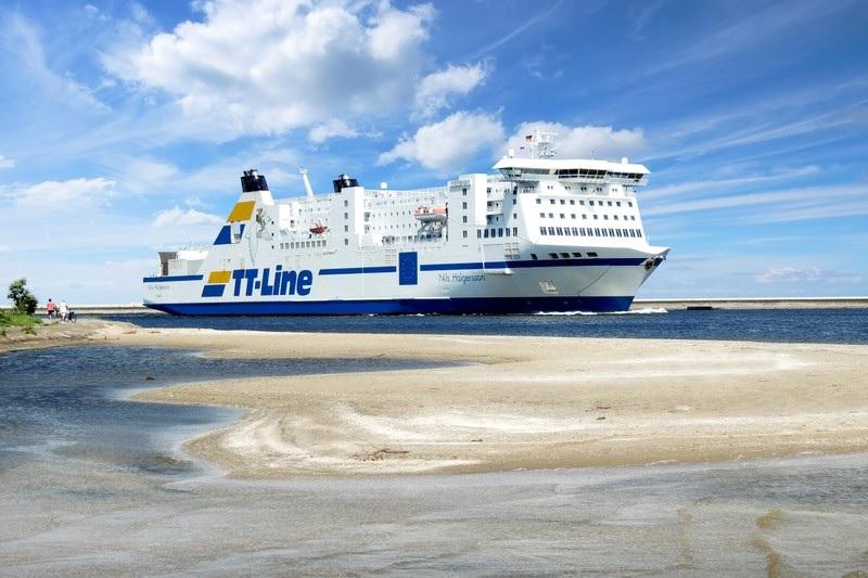 Mit Tt Line Nach Schweden Schwedenstube Dein Portal Für Reisen
