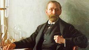 Alfred Nobel erfand das Dynamit - und den Nobelpreis.