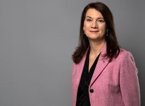Ann Linde Außenministerin