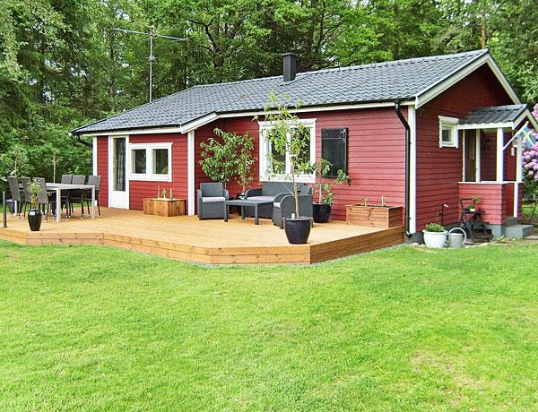 Ferienhäuser auf Schwedenstube - Urlaub in Schweden