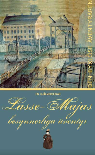 Buchtitel Lasse Maja