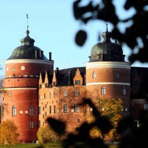Märchenlandschaft Sörmland - mit dem Schloss Gripsholm als wichtigstes Postkartenmotiv. Foto: Visit Sörmland.