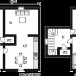 Ferienhaus Ambjoerby Grundriss