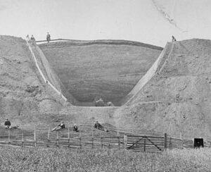 Gamla Uppsala Ausgrabungen