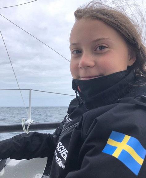 Greta segelboot