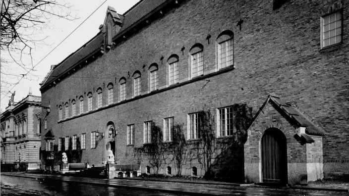 Das Röhsska-Museum, seit 1916 in Betrieb.