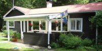 Ferienhaus Hästveda
