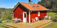 Ferienhaus auf Orust/Westküste