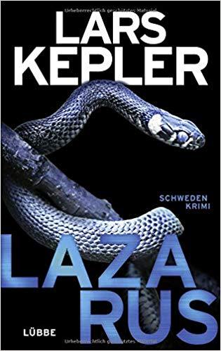 lars Kepler Lazarus