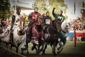 Jedes Jahr im August kehrt Visby für eine Woche ins Mittelalter zurück. Foto: Marie-Anne Björkman (CC BY 3.0)
