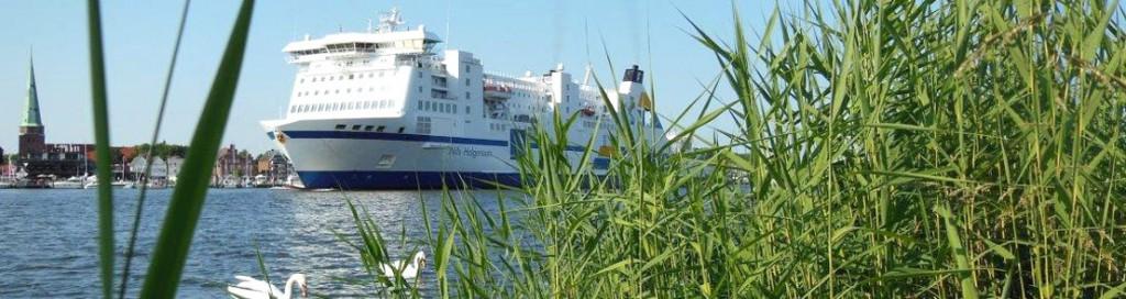 Nachhaltig per Schiff über die Ostsee reisen. Foto: TT-Line