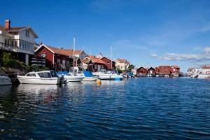Blauer Himmel + Boote = Bohuslän. www.fotoakuten.se