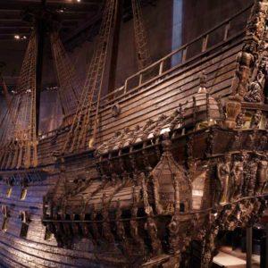 Vasa Schiff Stockholm