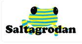 Frosch saltagrodan-logo