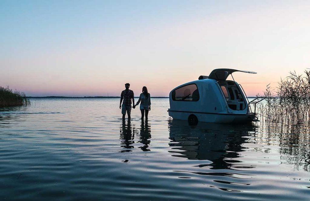 Sealander Camping