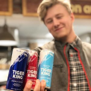 Tigerking Energydrink