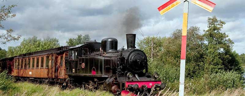 historische Eisenbahn Bergslagen