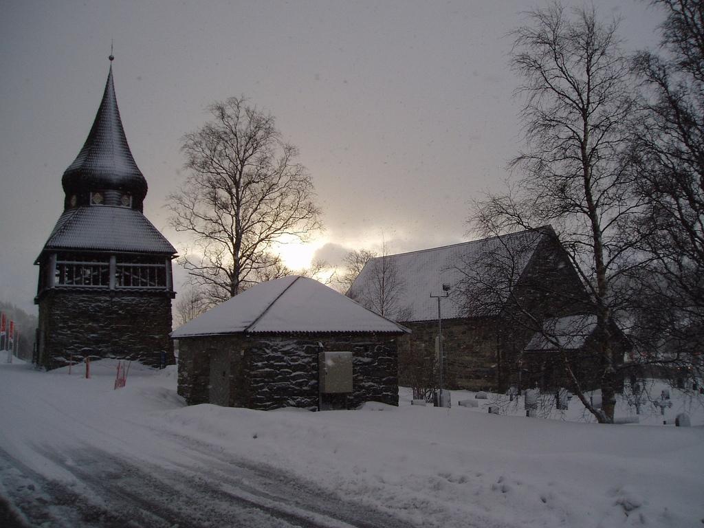 Åre gamla kyrka. Foto: Udo Schröter /flickr.com (CC BY-SA 2.0)