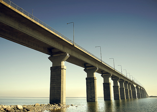 Die Ölandbrücke. Foto: ginandtonique /flickr.com (CC BY 2.0)