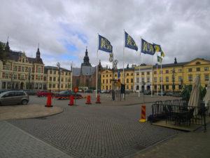 Stora torget Kristianstad