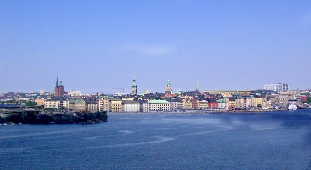 Panoramablick auf Stockholm © Horst Schröder / pixelio.de