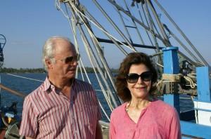 König Carl-Gustaf und Königin Silvia beim privaten Urlaub in Thailand