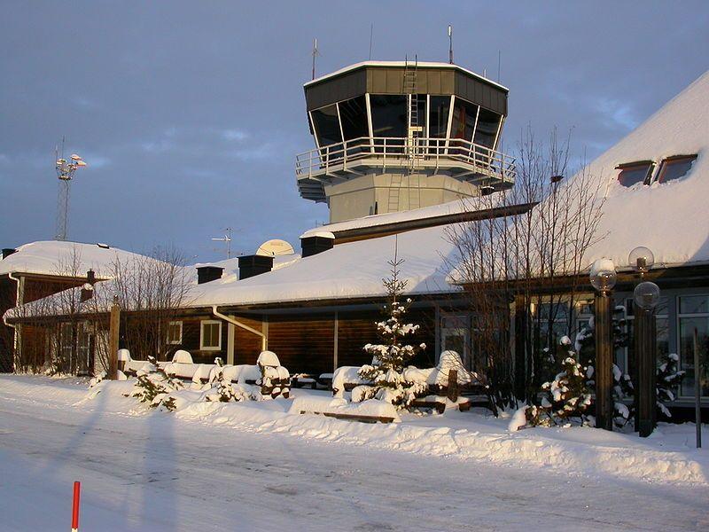Direkt nach Lappland: Flughafen Arvidsjaur. Foto: Lrs1572 /de.wikipedia.org (CC BY-SA 3.0)