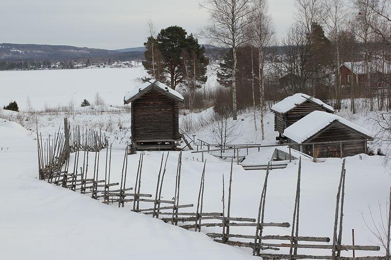 In Hjulbäck. Der älteste Beleg des Dorfes am Siljan in Dalarna stammt von 1325. Foto: Calle Eklund/V-wolf /commons.wikimedia.org/ (CC BY 3.0)