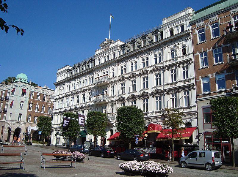 Hotel Mollberg am Stortorget in Helsingborg. Foto: jsdo1980 /de.wikipedia.org