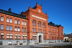 Södra Latins gymnasium, Stockholm, Foto: Helge Høifødt, Wikipedia