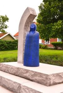 Birgit-Nilsson-Statue in Båstad